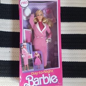 Barbie Day to Night